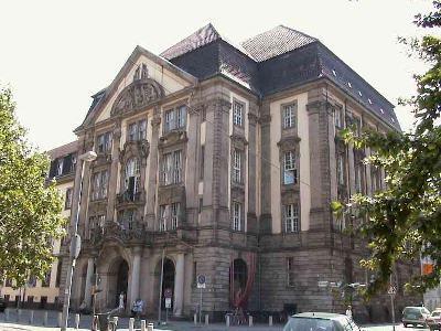 Amtsgericht Hannover Gebäudefront