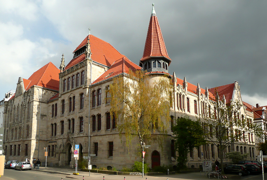 Lutherschule_Hannover_Front